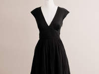 Black Bridesmaids Dresses They'll Wear Again