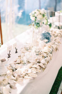 De mooiste decoratie van 2017 voor jouw bruiloft op het strand!
