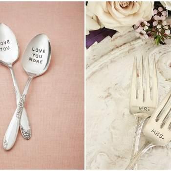 Hochzeitsdekoration in Erdtönen: Gold, Silber und Kupfer als Trendfarben 2015!