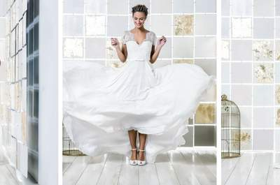 The 2017 Gio Rodrigues Wedding Dress Collection: find your perfect dress!
