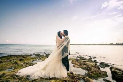 Descubre las preciosas fotografías de Agencia FVS y cuenta con ellos para tu reportaje de bodas