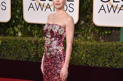 Golden Globe Awards 2016: Los 25 mejores looks de la alfombra roja