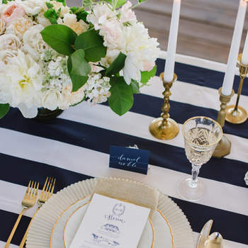 40 idées pour un mariage sur le thème marin en 2016 !
