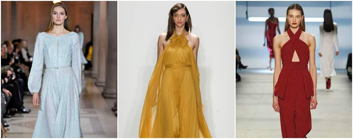 New York Fashion Week 2016-2017: 50 vestidos para ser la invitada ideal