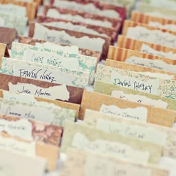 Cómo incorporar el seating plan en tu boda y sorprender a todos los invitados