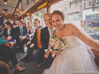 De beste bruidsfotografen uit Amsterdam