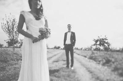 Hochzeitsfotografie – das Beste in Schwarz Weiss
