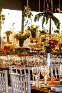 El perfecto banquete de bodas
