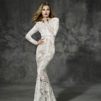 Vestidos de noiva YolanCris: modernidade, leveza e MUITA personalidade!