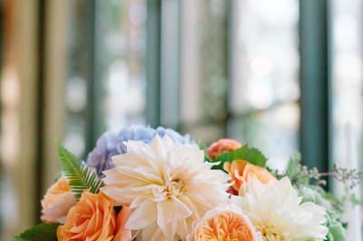 Los 70 centros de mesa más hermosos para darle personalidad a tu boda: Encuentra todo lo que siempre imaginaste