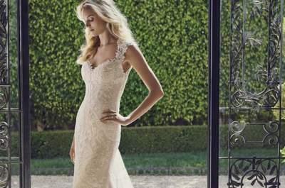 ¿Cómo se hace un vestido de novia? ¡Aquí algunas ideas!