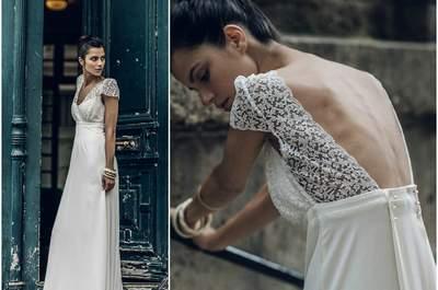 Les plus jolies robes de mariée coupe empire pour 2016, pour un look romantique