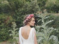 Descubre las distintas tendencias en peinados para novia 2016