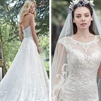 Robes de mariée Maggie Sottero printemps 2016 : un véritable bijou