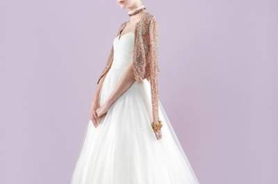 El glosario del vestido de novia: 14 palabras que NO debes dejar de conocer