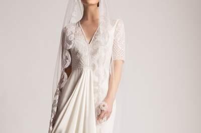 Amor de mãe: 40 maravilhosos vestidos de noiva para as noivas-mamãs!