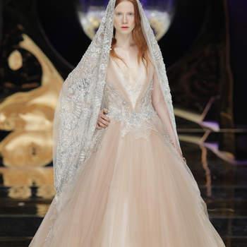 Suknie ślubne z rozszerzaną spódnicą 2017! Wybierz swoją suknię razem z nami!