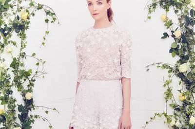 Vestidos de fiesta perfectos para una boda 2016 en verano: Conoce la colección Resort de Jenny Packham