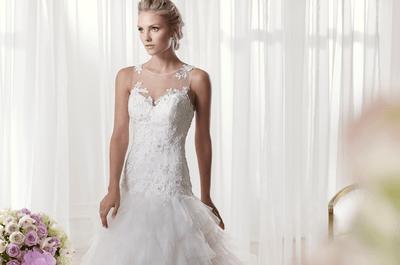 Divina Sposa 2017 : Des robes de mariée pour réveiller la princesse qui est en vous