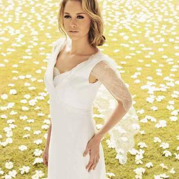 Cómo escoger el mejor escote para tu vestido de novia, ¿cuál te favorece?