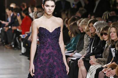 New York Fashion Week: colecciones otoño-invierno 2015-2016 ¿Ya tienes el vestido de fiesta ideal?
