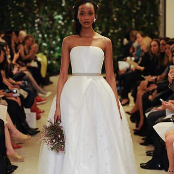 New York Bridal Week: descubram alguns dos vestidos que desfilaram e deslumbraram!