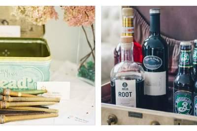 Verwegen und träumerisch: Peppen Sie Ihre Hochzeitsdekoration mit Vintage-Elementen auf!