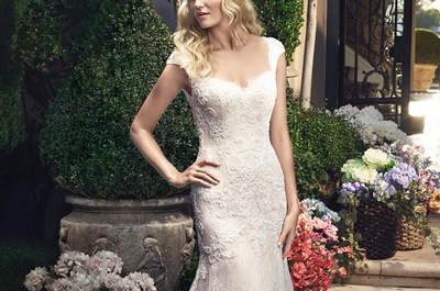 Vestidos de noiva para mulheres com muito peito: saiba qual modelo te ...