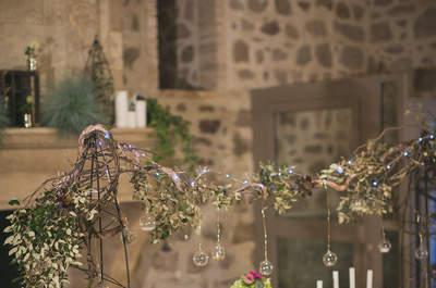 Pour un mariage naturel et végétal en 2016, inspirez-vous de ce joli shooting!