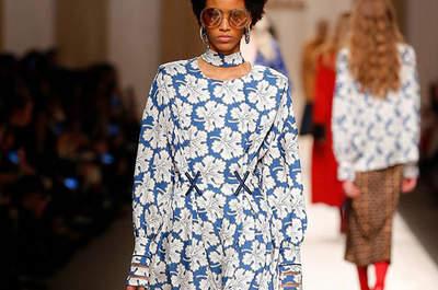Trendige Festmode aus Mailand: Hochzeitsgäste lassen sich von der Milan Fashion Week 2017 inspirieren