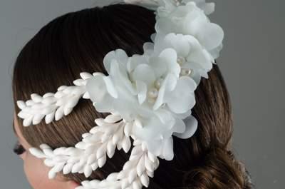 Torres Vivas Atelier: accesorios exclusivos para complementar tu look de novia