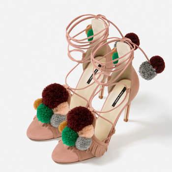 50 sapatos para convidada 2017. Modelos e cores espectaculares!