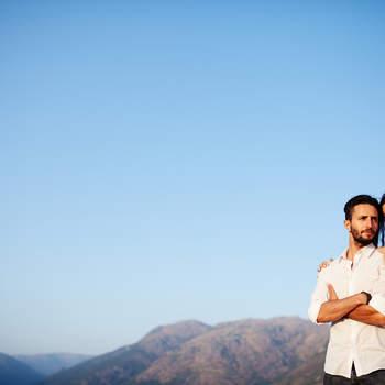 Sessão de Solteiros no Gerês: paz, serenidade e amor!