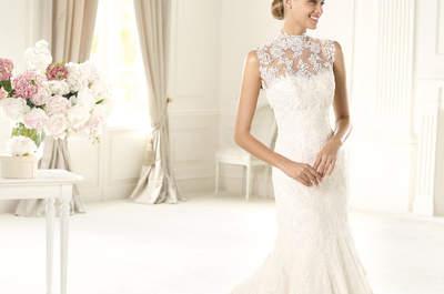 Pronovias 2015: os vestidos de noiva que vos farão sonhar!