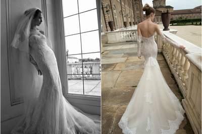 Abiti da sposa Alessandra Rinaudo 2016: glamour, eleganza, sensualità