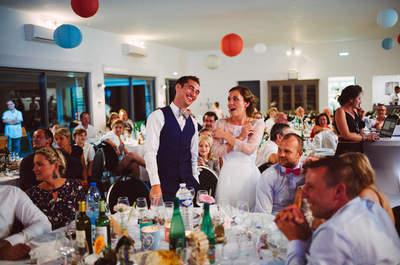 5 conseils pour placer ses invités à table pour le repas de mariage