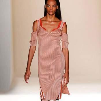 Entdecken Sie die neuen Partykleider für den Frühing/Sommer 2017, frisch von der New York Fashion Week!