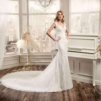 Suknie ślubne 2016: tryumf koronki!