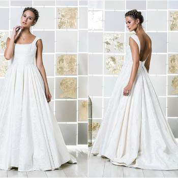 Vestidos de novia corte princesa 2017: 65 diseños extraordinarios que no querrás dejar escapar