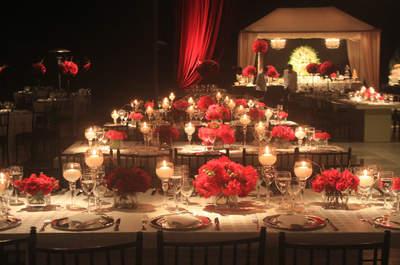 Tendencias 2016 para centros de mesa de matrimonio. ¡Impacta en tu bufet!