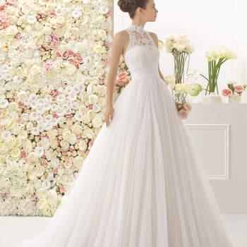 Vestidos de novia Aire Barcelona 2017, ¡una colección irresistible!