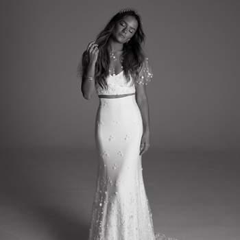 Die schönsten zweiteiligen Brautkleider 2017 – Trendige Looks für die Hochzeit