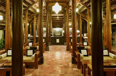 Wie wär's mit traumhaften Flitterwochen im Pilgrimage Village Boutique Resort  und Spa? Unsere Empfehlung für die Traumreise!