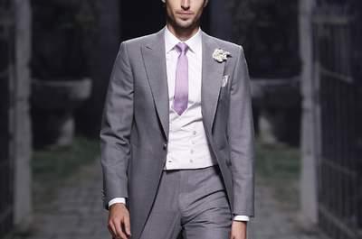 10 trajes de novio de las colecciones 2013