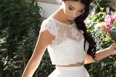 Vestido de noiva para casamento no civil 2017: escolha o seu!