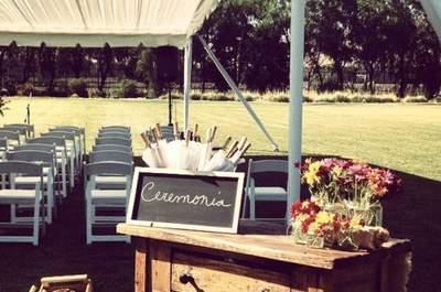 ¿Cómo puedo tener una boda shabby chic? ¡Entérate de todo lo que necesitas!
