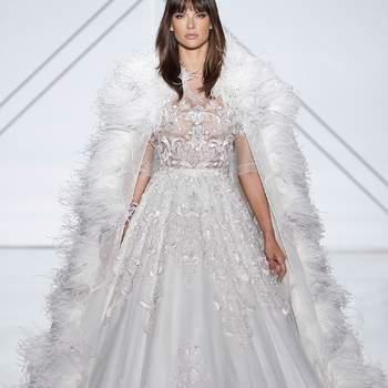 Die 22 Top-Brautkleider der Pariser Haute-Couture-Woche Frühjahr/Sommer 2017. Lassen Sie sich faszinieren!