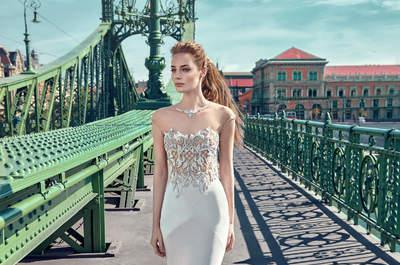 Ausgewählte Brautkleider mit Illusionsausschnitt 2016 – Finden Sie Ihren Favoriten!
