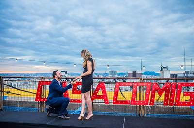 Pedido de casamento: confira essas ideias INCRÍVEIS e se inspire para o seu!