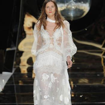 Überraschen Sie mit einem dieser außergewöhnlichen Brautkleider 2017 – Unikate vom Feinsten